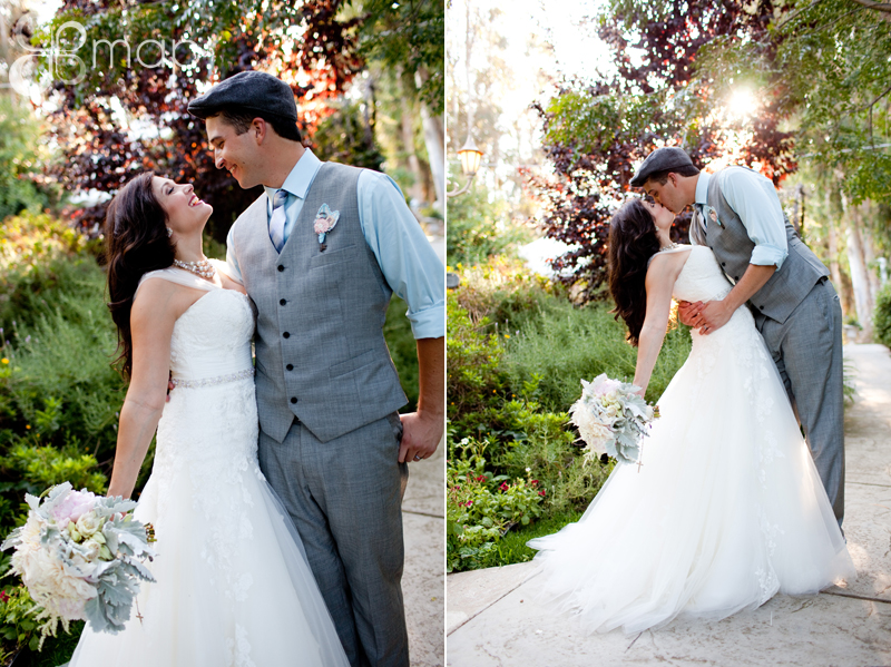 Megan Ann Lauren Graham Married Twin Oaks Garden